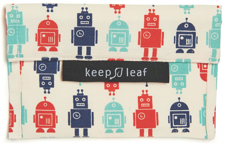 Keep Leaf – Reusable Baggie (Medium) – Robots