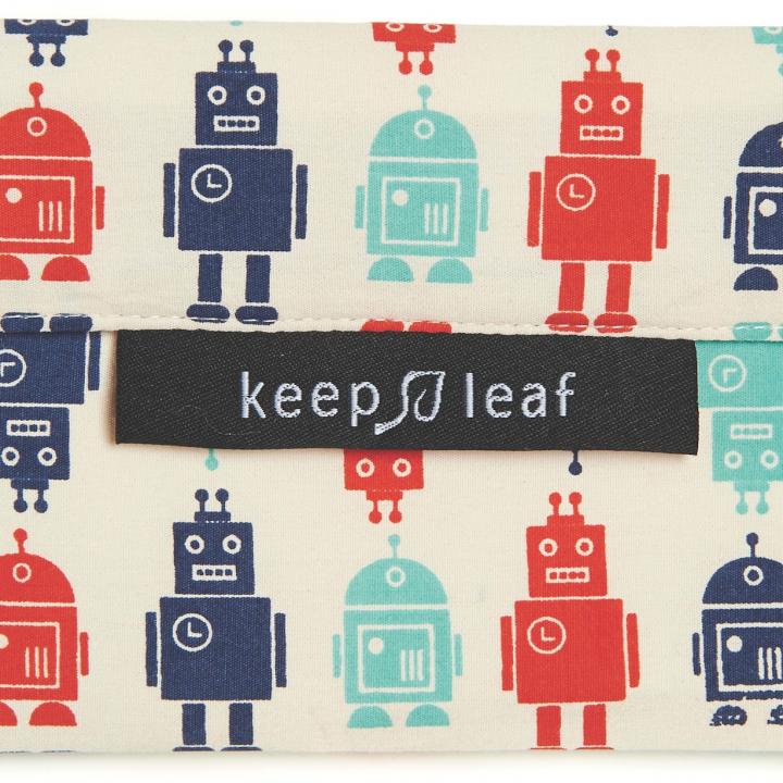 Keep Leaf – Reusable Baggie (Medium) – Robots