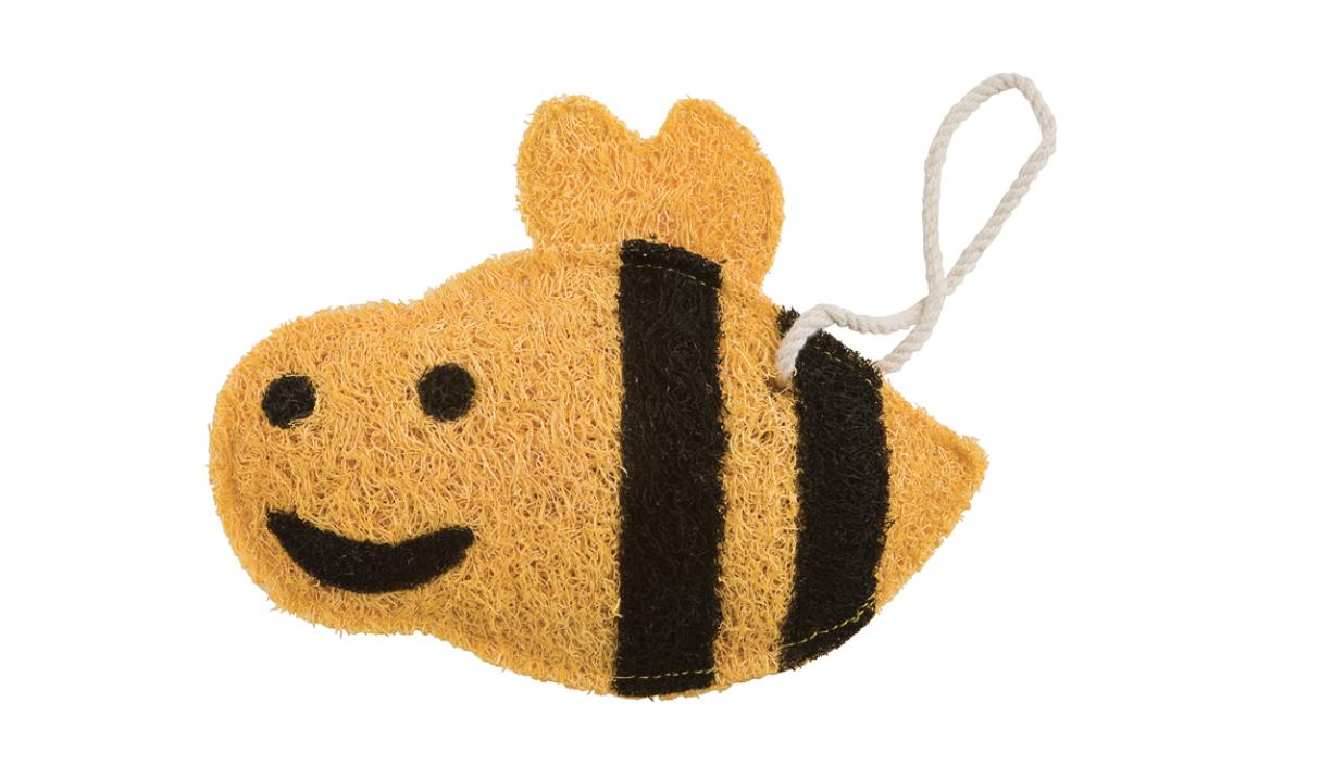 Bumblebee Loofah