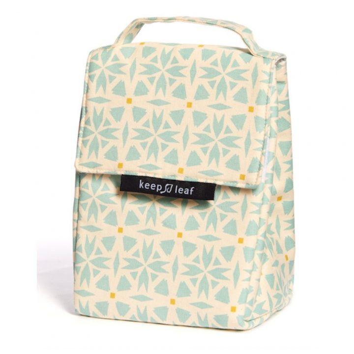 Organic Cotton Lunch Bag – Geo