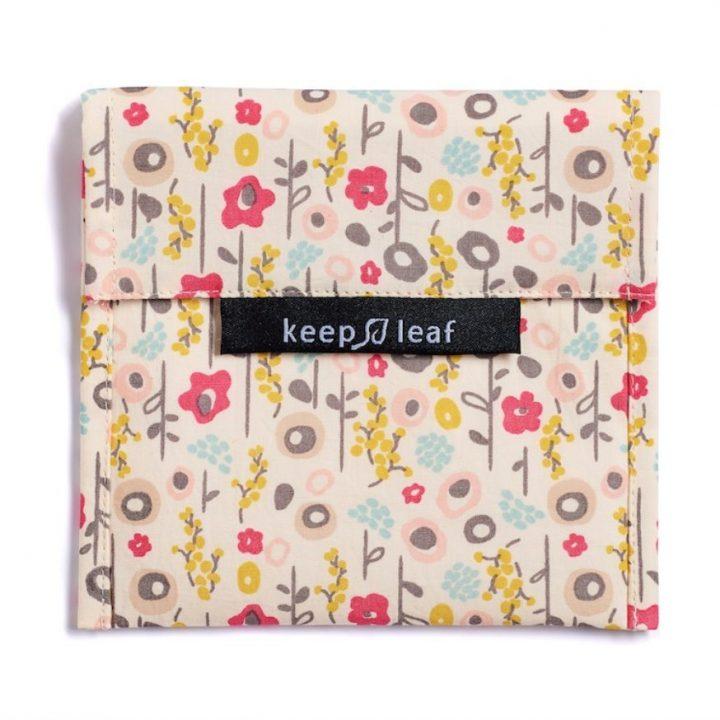 Reusable Snack Bag – Bloom (Size L)
