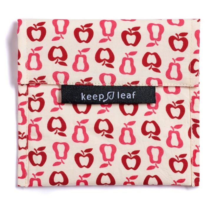 Reusable Snack Bag – New Fruit (Size L)