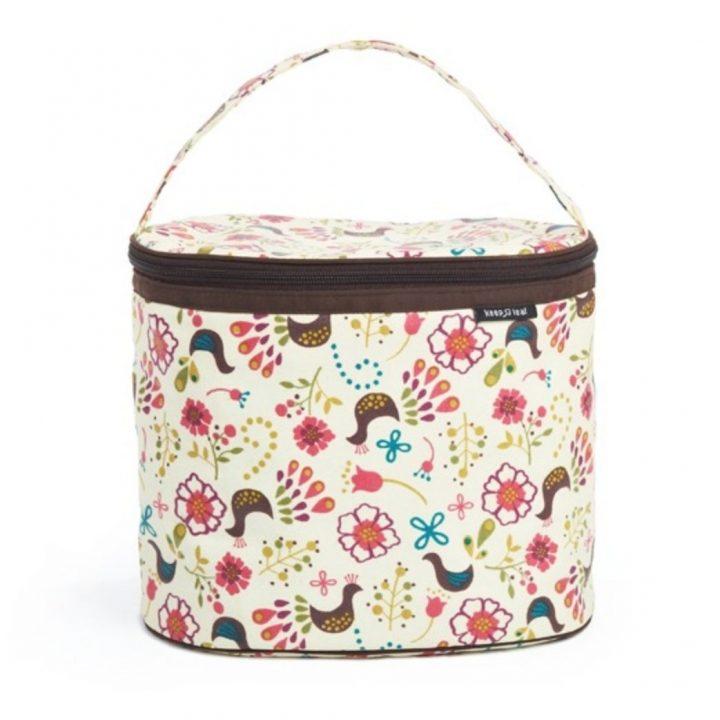 Cooler Bag – Birds Design (with free snack bag)