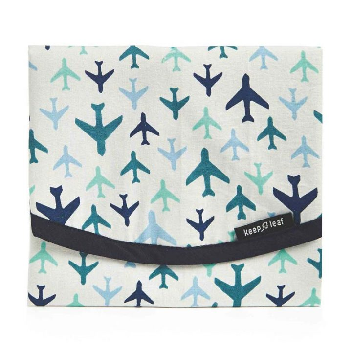 Reusable Cotton Sandwich Wrap – Planes