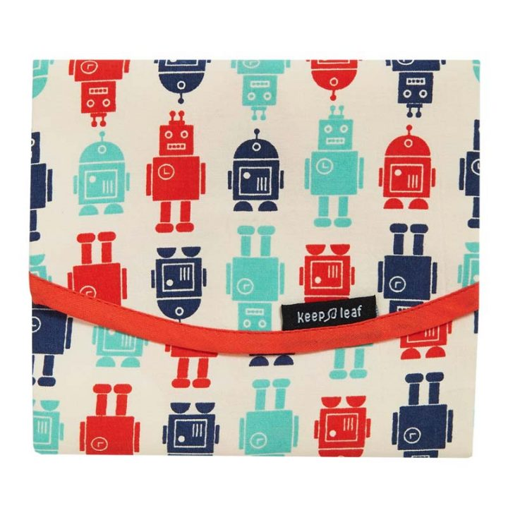 Reusable Cotton Sandwich Wrap – Robots