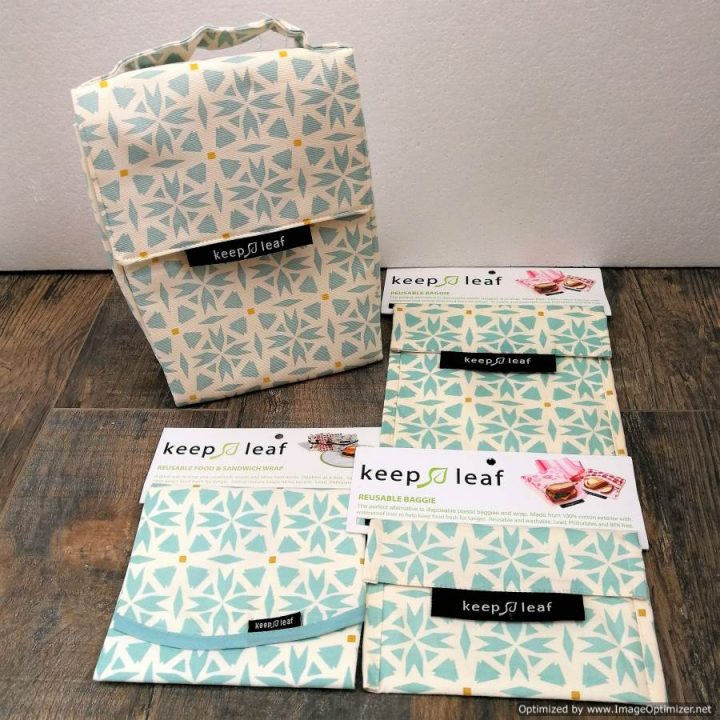 Keep Leaf 4-in-1 Bundle – Geo Design