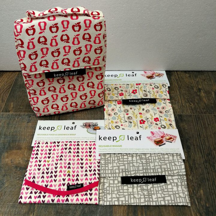 Keep Leaf 4-in-1 Bundle – Mixed Designs
