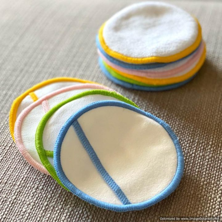 Reusable Facial Rounds 10s