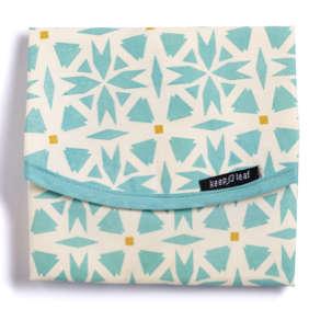 Reusable Cotton Sandwich Wrap – Geo