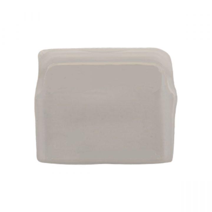 Reusable Silicone Food Bag 470ml White